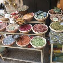 A Street Market Selection