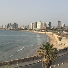 as seen from Yafo